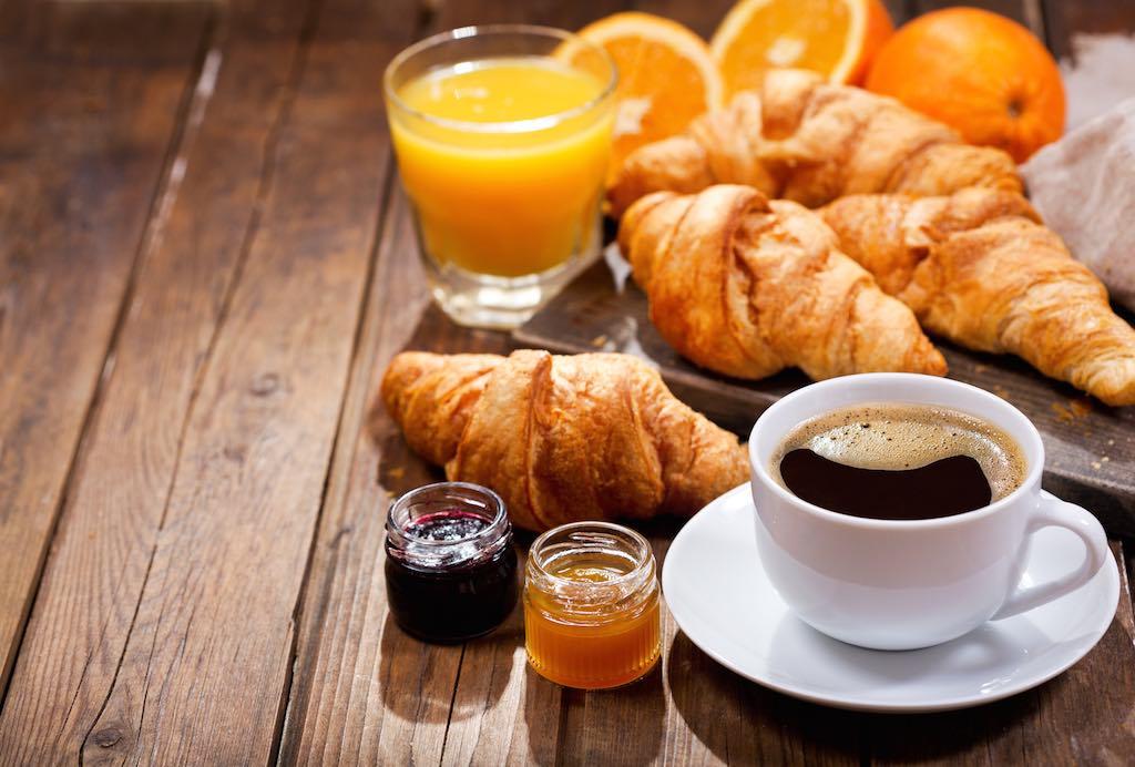 Prima Colazione La Migliore E Quella Italiana Caffe Blabla